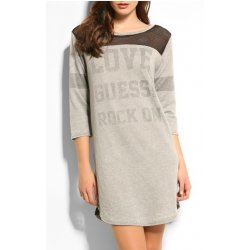 GUESS sukienka VICARI Dress z logo L/XL