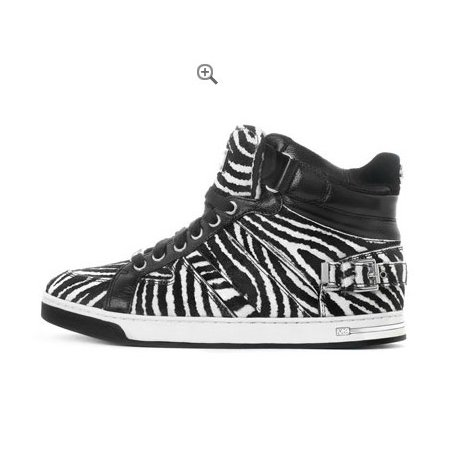 MICHAEL KORS Fulton High Top Sneakers 37/38 z USA