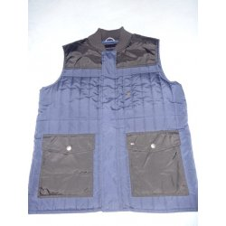 TOMMY HILFIGER quilted M / L vest from USA