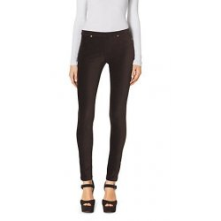 MICHAEL KORS Women's Stretch Corduroy Leggings size: XS