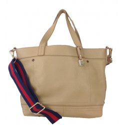 TOMMY HILFIGER TH Signature Convertible Tote skora