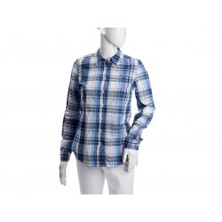 TOMMY HILFIGER shirt with plaid XS