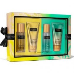 VICTORIA`S SECRET set of mist + perfumed lotion