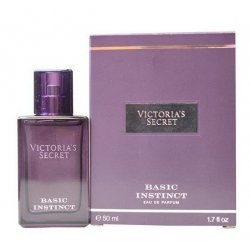VICTORIA`S SECRET perfume BASIC INSTINCT 50ML