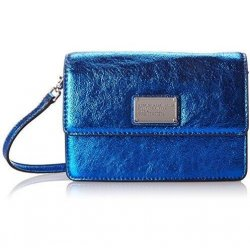 MARC JACOBS torebka crossbody scuba blue