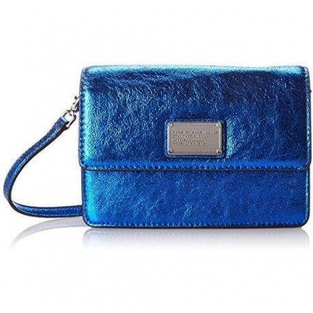 MARC JACOBS torebka crossbody scuba blue z USA