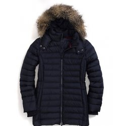 TOMMY HILFIGER down quilted jacket S