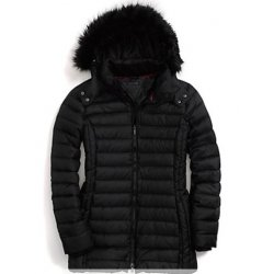 TOMMY HILFIGER heat down quilted jacket L