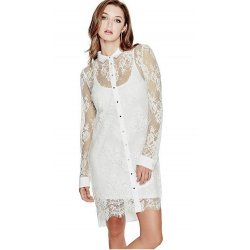 GUESS Isabell Lace Dress size: M