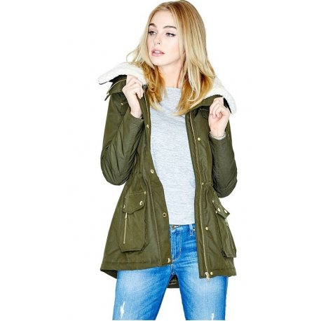 GUESS park jacket model ANNA