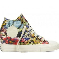 CONVERSE Chuck Taylor Lux Floral Wedge Hi 5