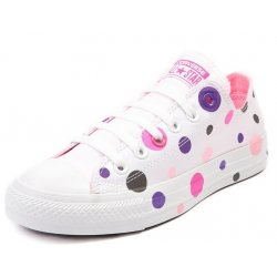 CONVERSE trampki groszki All Star Dot 36