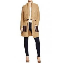 MICHAEL KORS hot cardigan with pockets M / L