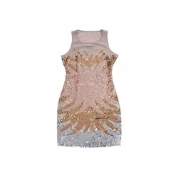 BEBE chic and sexy dress with sequins from the US