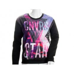 Converse All Star sweatshirt logo inscriptions