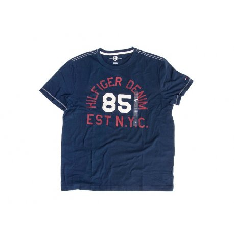 TOMMY HILFIGER men's T-shirt with logo TH M / L