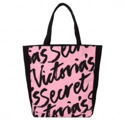 Victoria's Secret big pink bag logomania