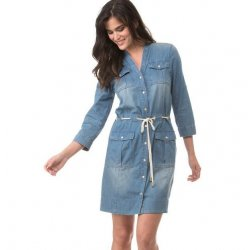 MICHAEL KORS jeans dress JS68M35GM9 new