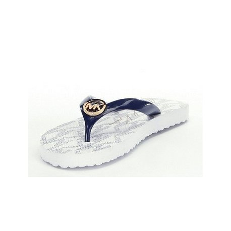 MICHAEL KORS Flip flops signed by MK logo from USA 37