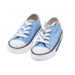 CONVERSE CTAS OX Carolina Blue 21 sneakers