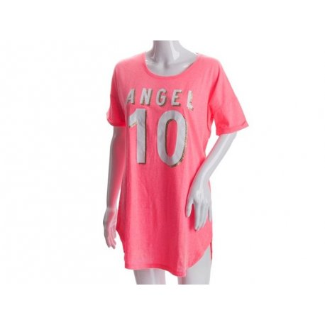 VICTORIA`S SECRET pink nightgown ANGEL 10 S