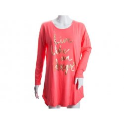 VICTORIA`S SECRET LIVE T-shirt LIVE LIKE AN ANGEL S