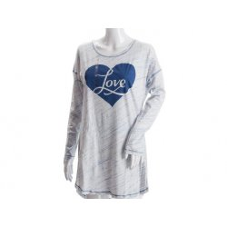 VICTORIA`S SECRET melange nightgown LOVE S