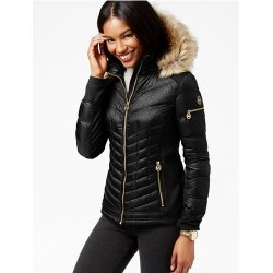 MICHAEL KORS ultra lightweight down jacket XS / S