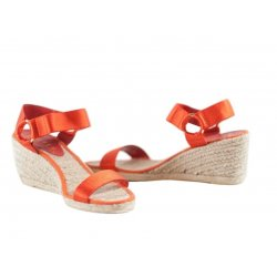 RALPH LAUREN sandals espadryle koturn 37 , 5