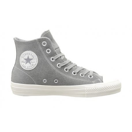 CONVERSE CTA PRO HI LUC 45 leather sneakers