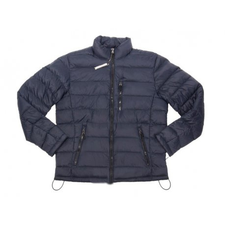 CALVIN KLEIN light down navy blue jacket M