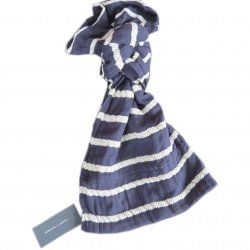 TOMMY HILFIGER chimney scarf