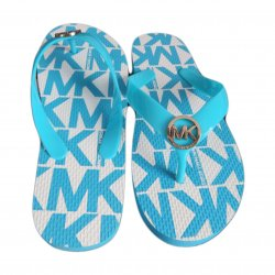 MICHAEL KORS logs JET SET 35/36 flip flops from USA