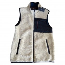 TOMMY HILFIGER quilted M / L new vests from USA
