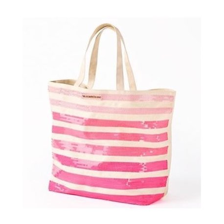 VICTORIA`S SECRET large bag of stripes fredzel
