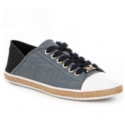 MICHAEL KORS sneakers KRISTY white / garnished with USA 38