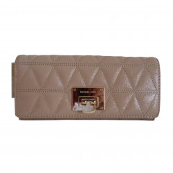 MICHAEL KORS VIVIANNE Quilted Wallet Carryall