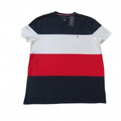 TOMMY HILFIGER men's T-shirt pocket logo S / M