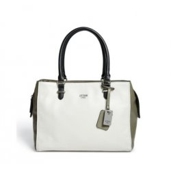 GUESS Balley Falls Color-Block Satchel, Handbag
