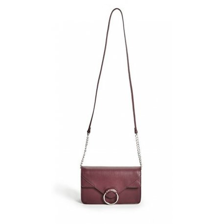 GUESS torebka HILTON O-RING Crossbody