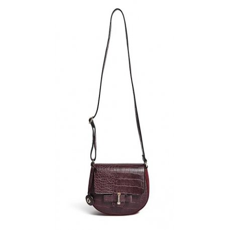 GUESS torebka CHARLEY Saddle Crossbody