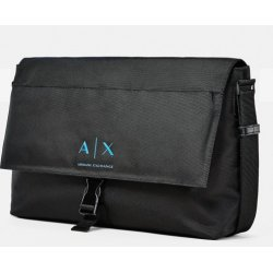 ARMANI EXCHANGE torba messenger laptop dokumenty