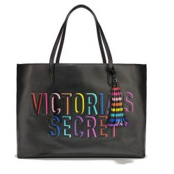 VICTORIA`S SECRET torebka rainbow everything tote