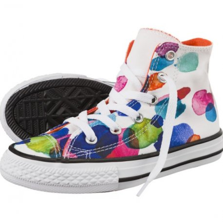 Converse All Star sneakers polka dot 36