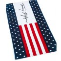 TOMMY HILFIGER Cotton Printed Icons Beach Towel