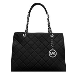 MICHAEL KORS Susannah Large Tote Leather