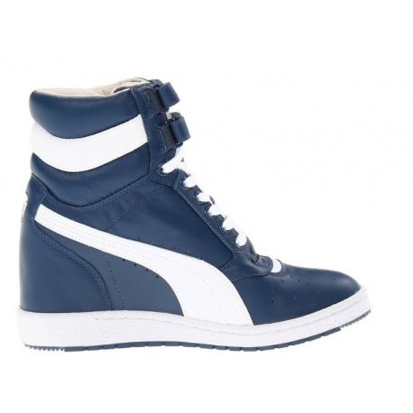 PUMA sneakers wedge / 100% women's shoes
