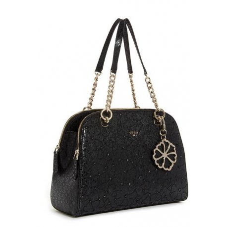 GUESS torebka JAYNE Chain California Satchel