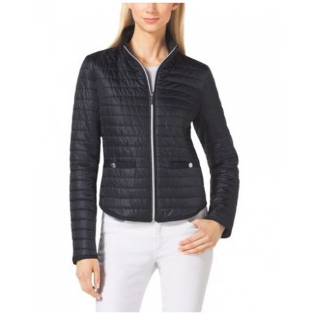 MICHAEL KORS light down quilted jacket L