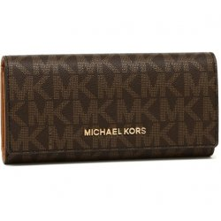 MICHAEL KORS portfel JET SET TRAVEL CARYALL